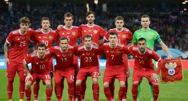 Появились первые официальные фото гостевой формы сборной РФ по футболу