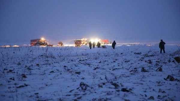 Всплыли новые факты об авиакатастрофе с Ан-148