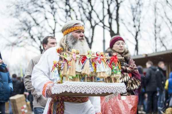 На выходных в Парке Горького состоится празднование Масленицы