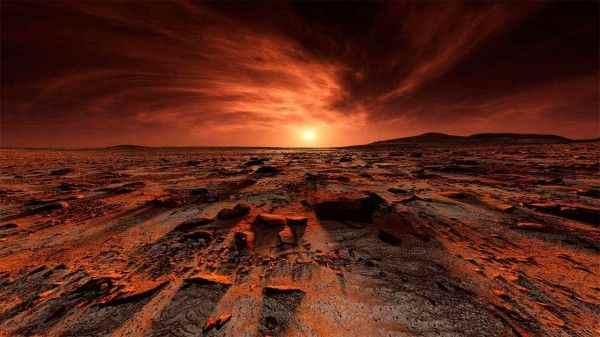 NASA отправит обратно на Марс образец марсианского камня