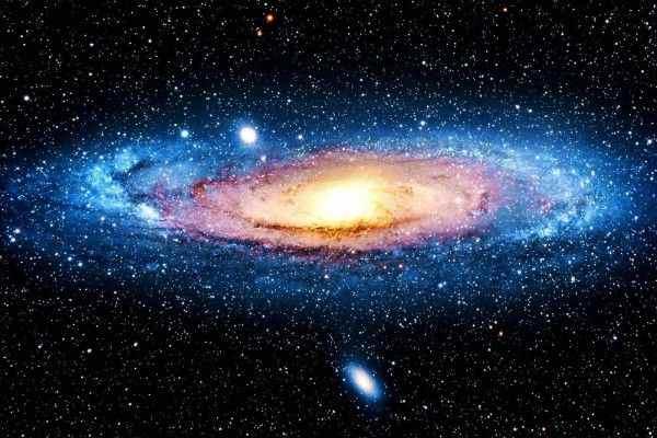 Ученые: Туманность Андромеды моложе Земли