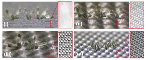 Микроробот двигается по бездорожью с помощью кувырков