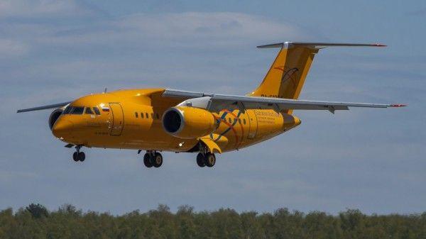 Специалисты: Пилоты Ан-148 ругались во время падения самолета