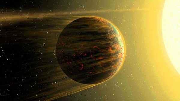 Ученые изучают возможность миссии на алмазную планету 55 Cancri e