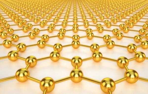 Ученые МГУ перекрасили золото в синий цвет