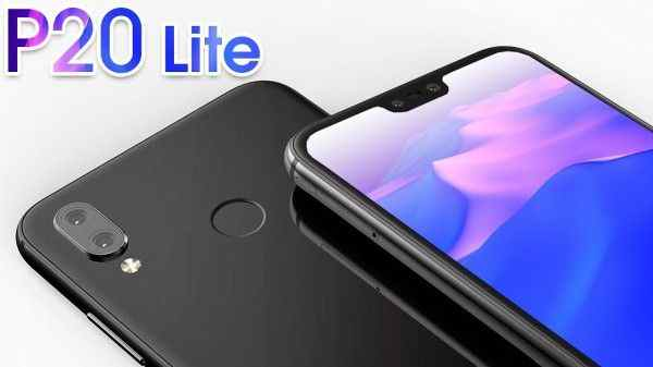 Huawei P20 Lite презентуют в марте в Париже