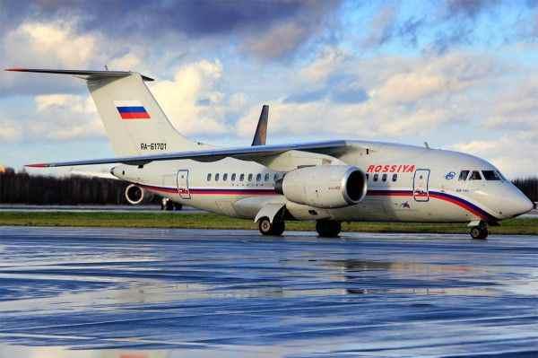 Эксперт рассказал, как должны были действовать пилоты Ан-148