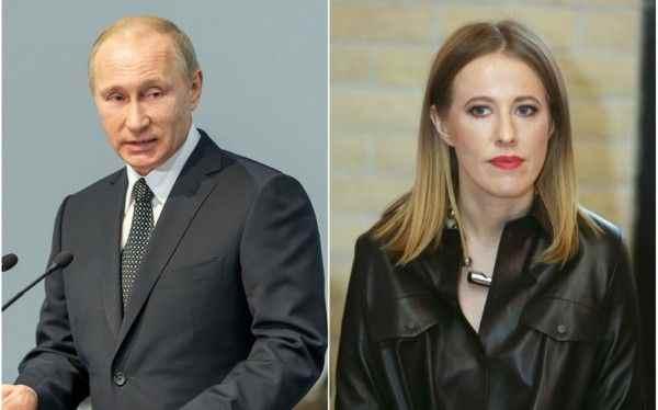 Иск Ксении Собчак в Верховный суд на Владимира Путина