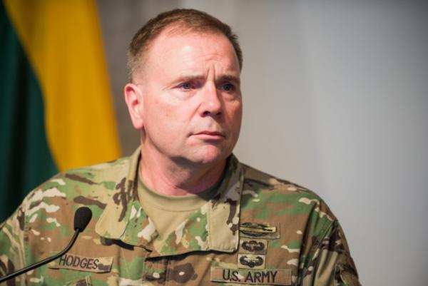 Американский генерал: ПРК Javelin усилят позицию Украины в переговорах с РФ