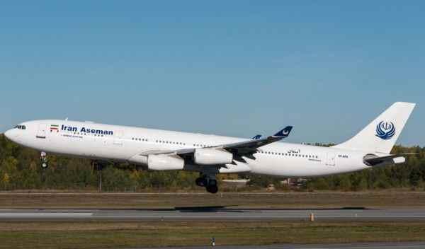 На борту разбившегося в Иране самолета могли быть россияне
