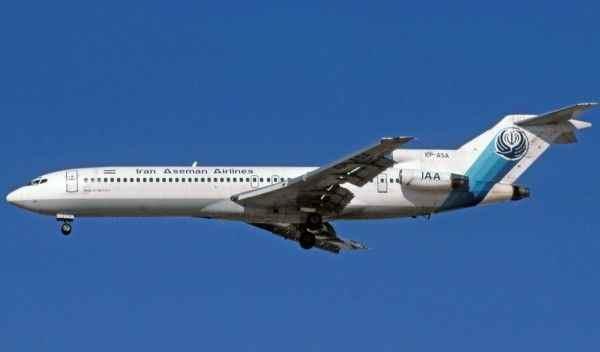 Поиск трупов на месте крушения самолета в Иране затруднен из-за погодных условий