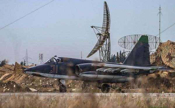 Генштаб распорядился глушить сигнал 3G на российских базах в Сирии