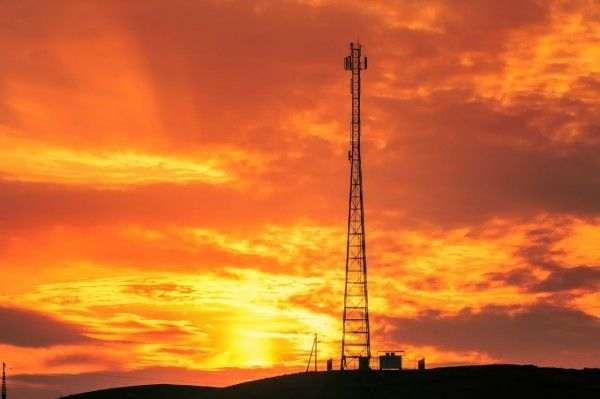 Солнце может ухудшить качество приема телесигнала