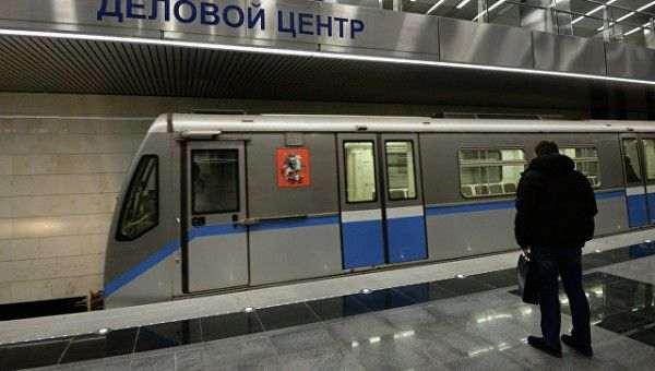 Станцию метро «Деловой центр» закроют для пассажиров на два дня