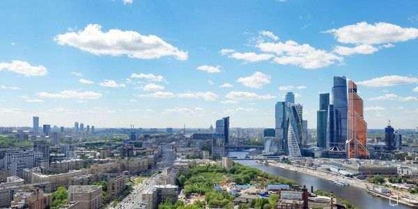 Москва стала шестым городом в рейтинге городов будущего