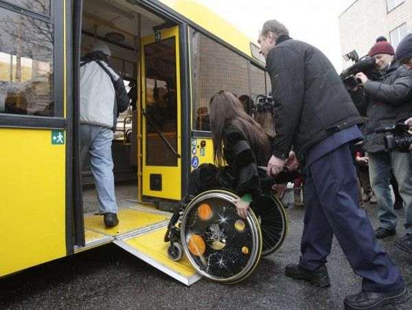 В Туле недовольных транспортом слепых инвалидов отправили в интернет