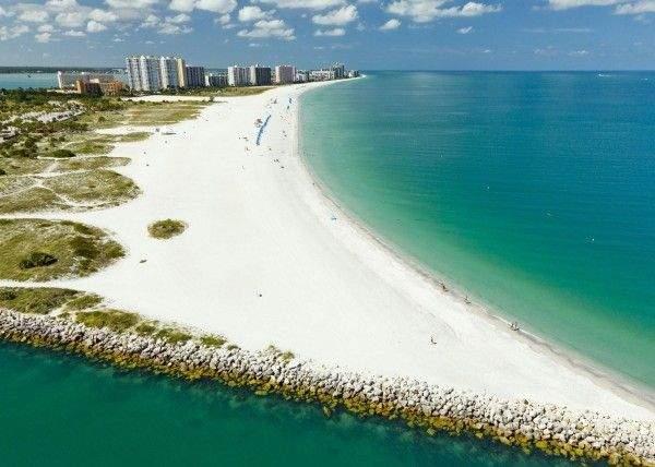 Пользователи TripAdvisor назвали лучший пляж США