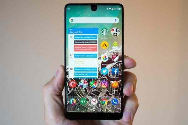 Восстановленные Essential Phone продавали под видом новых