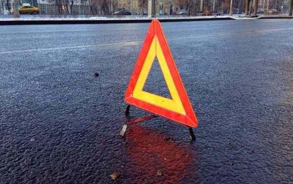 В Новосибирске фура протаранила маршрутку с пассажирами