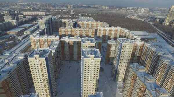 В московских новостройках военные получат 2229 новых квартир