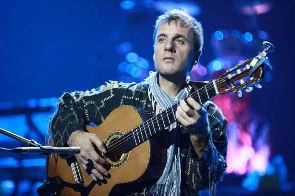 26 февраля известный гитарист-виртуоз Дидюля выступит в Улан-Удэ