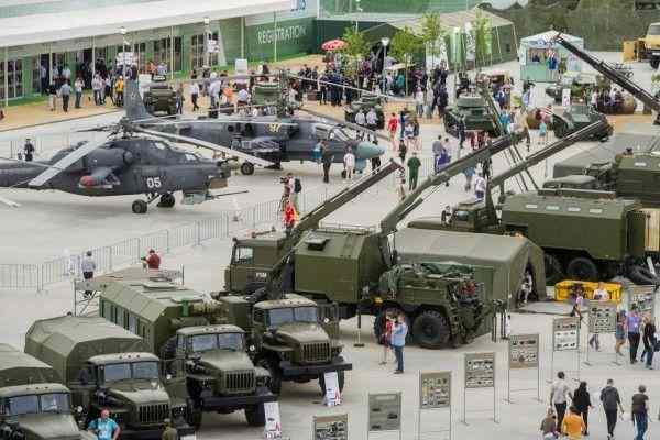 В Новочеркасске пройдет выставка военной техники и вооружения