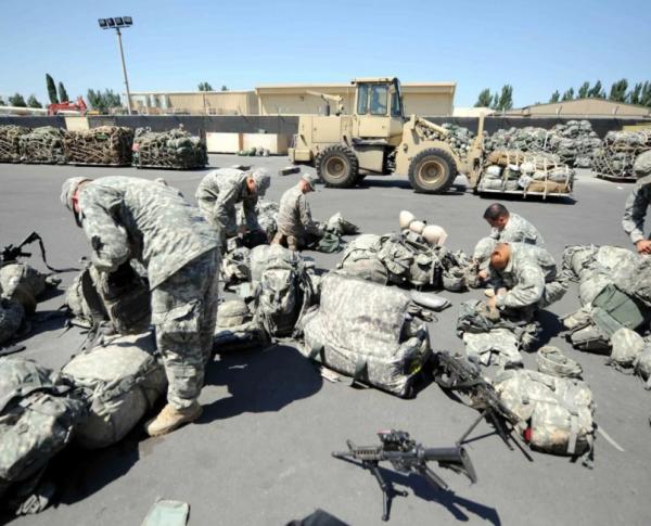 В штате Вашингтон неизвестный угрожал взорвать военную базу