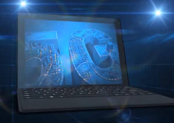 Intel в следующем году обещает ноутбуки со связью 5G