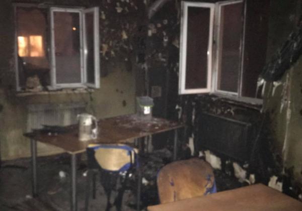 На западной Украине сожгли редакцию местного издания