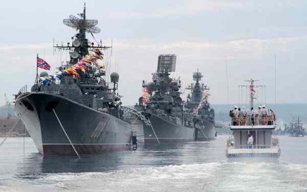 Тихоокеанский флот первым отметил День защитника Отечества