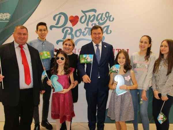 Незрячая девочка из Казани прошла отборочный тур