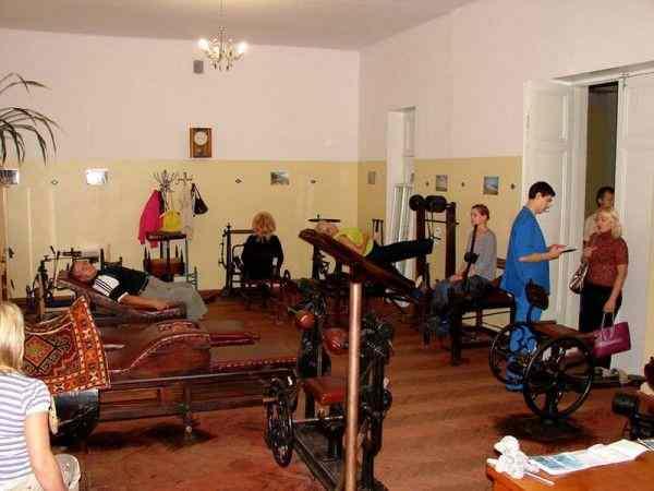 В Одессе около 70 вооруженных человек захватили санаторий