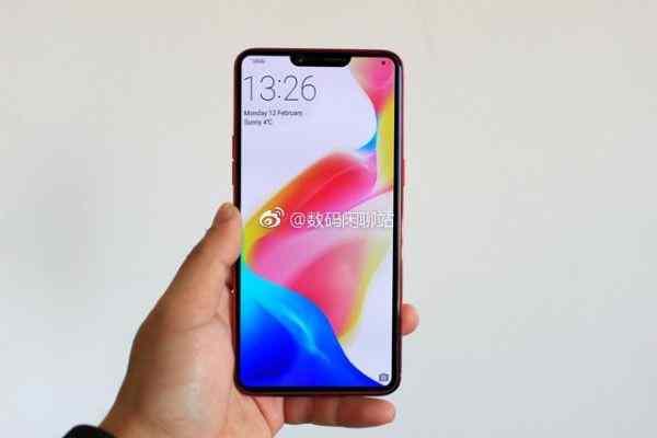 Смартфон ОРРО R15 стал копией iPhone X