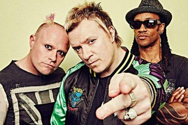 16 и 17 марта в Москве выступит британская группа The Prodigy