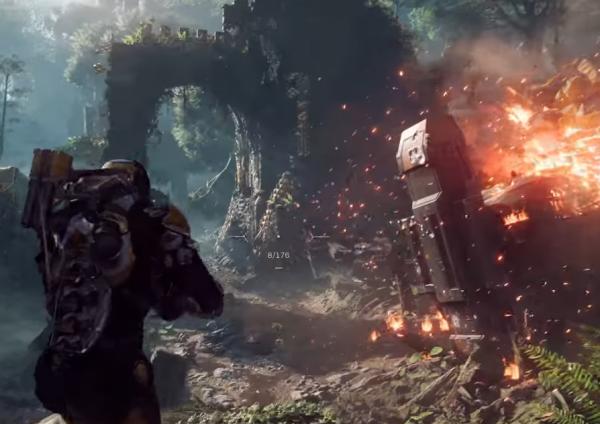 Electronic Arts представит Anthem на EA Play 2018