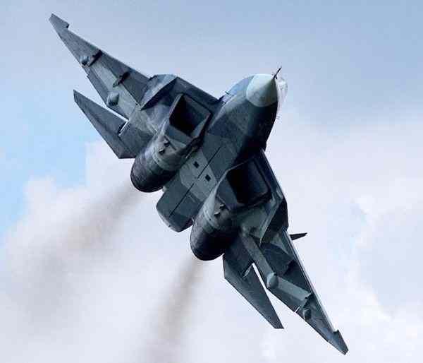 Два новых СУ-57 прилетели в Хмеймим для противостояния