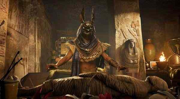 Компания Ubisoft перенесла на 13 марта дату релиза нового дополнения к игре Assassin's Creed: Origins