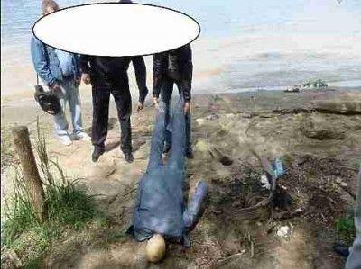 В Ульяновске мужчина убил знакомого и закопал труп на пляже