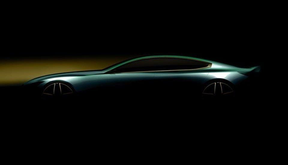 БМВ приоткрыл завесу тайны над 8 Series Gran Coupe
