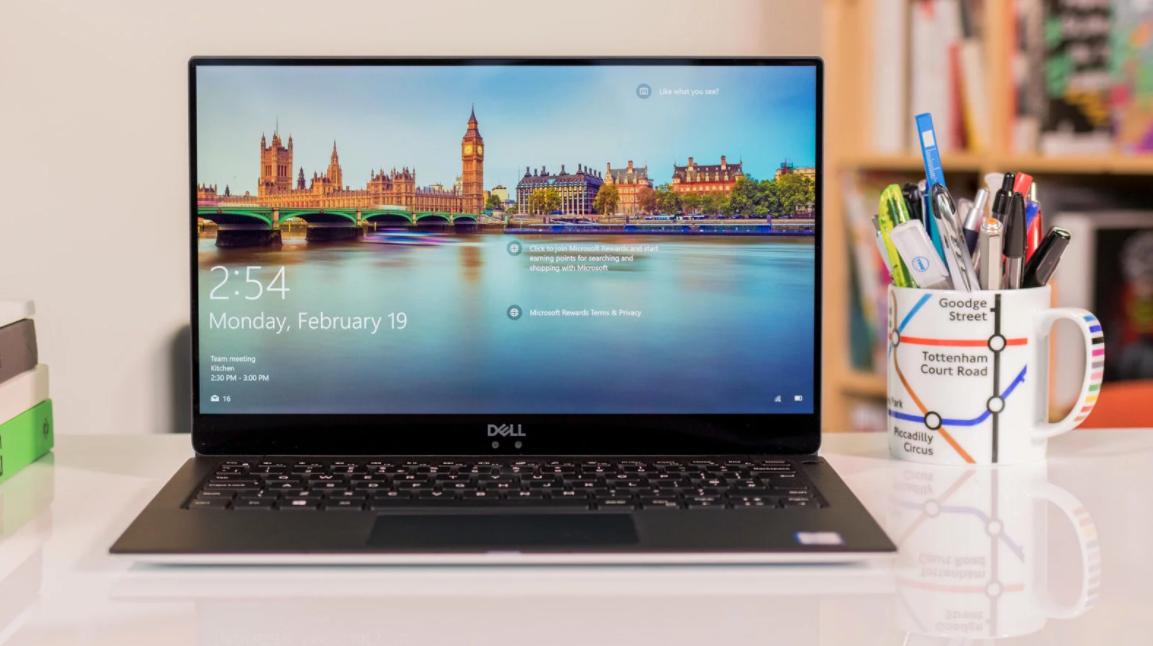 Улучшенный ультрабук Dell XPS 13 с4K- дисплеем появился на русском рынке