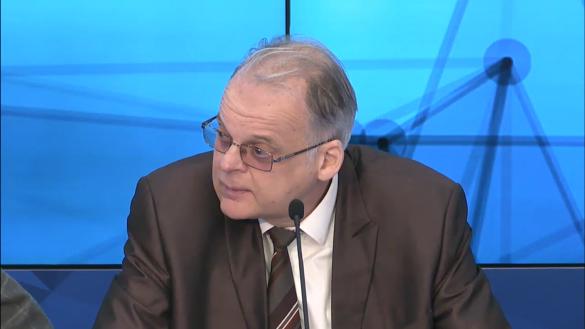 Специалист Марголин выразил мнение пофакту ухода Грудинина стеледебатов