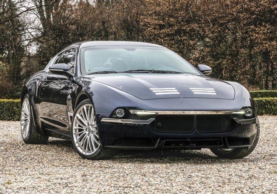Миланское ателье подготовило кЖеневе роскошное купе набазе Maserati