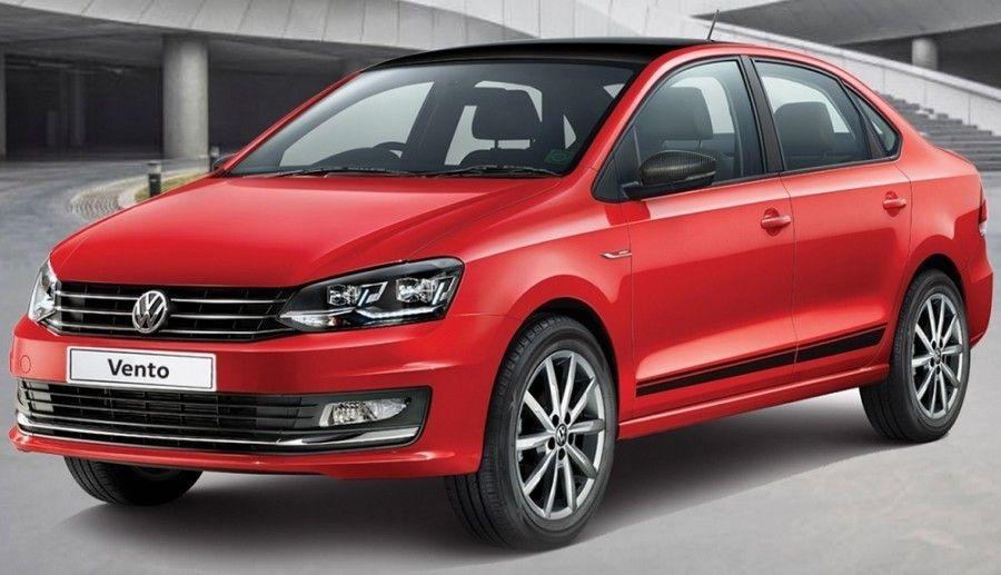 Компания VW презентовала Vento Sport
