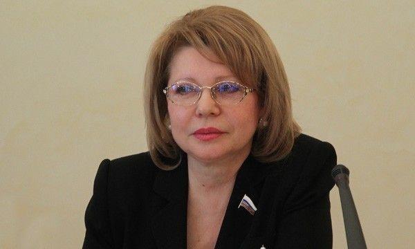 В столице попытались ограбить квартиру депутата Государственной думы Елены Паниной