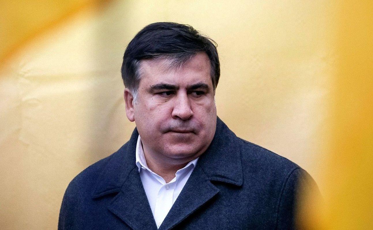 «Брутальность против мирного протеста»: Саакашвили прокомментировал разгон митингующих вКиеве