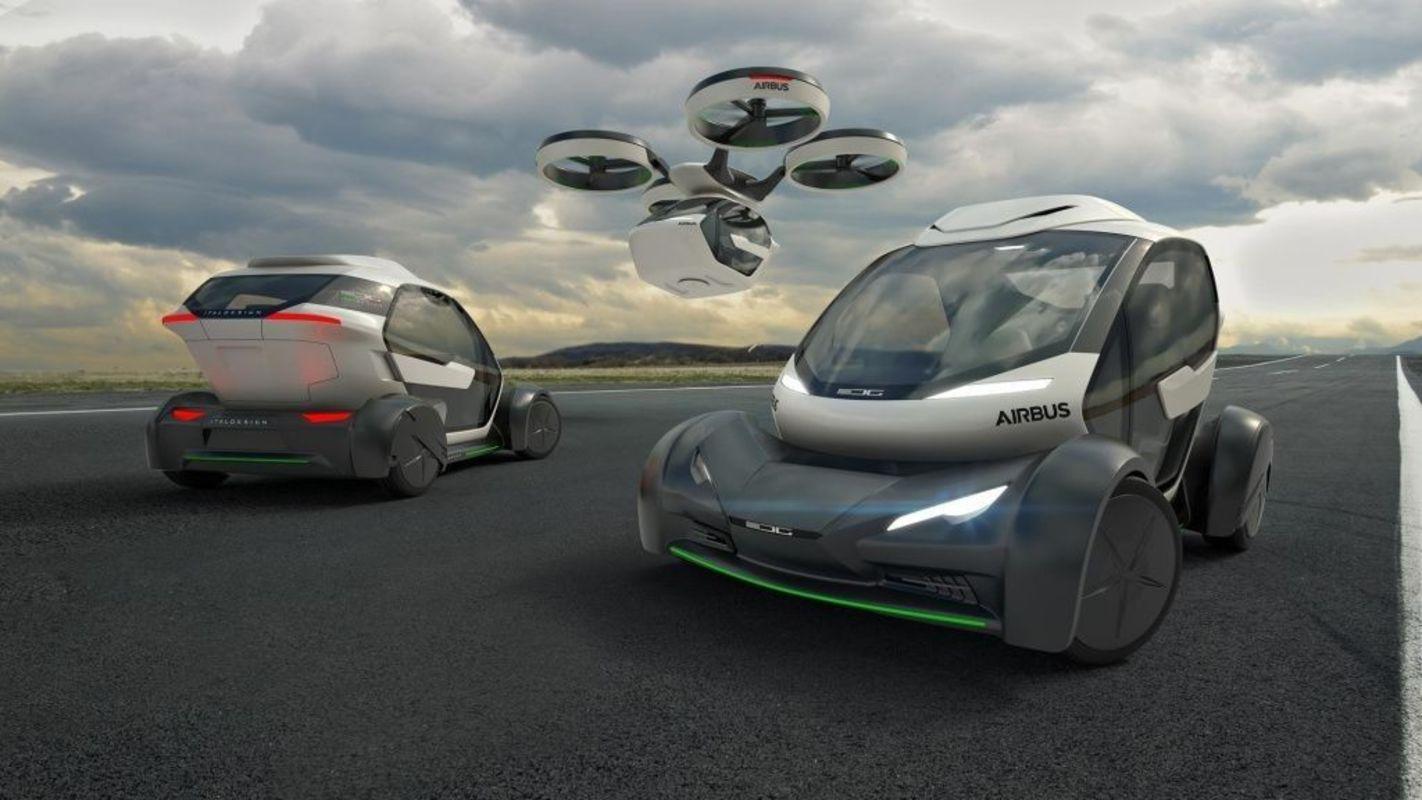«Porsche» занимается разработкой воздушного такси