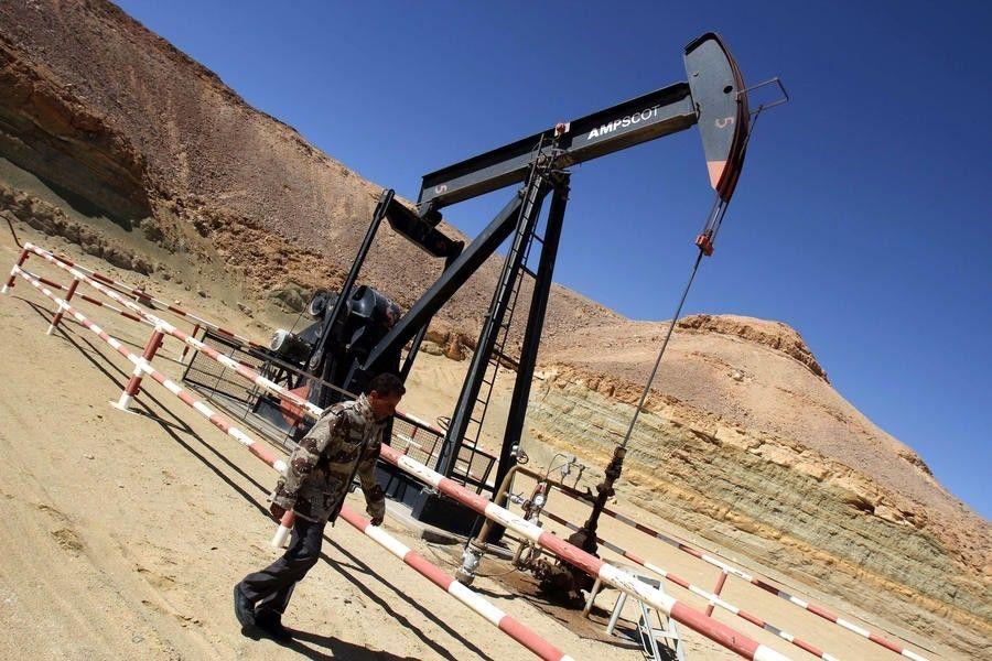Цены нанефть растут нановостях изЛивии
