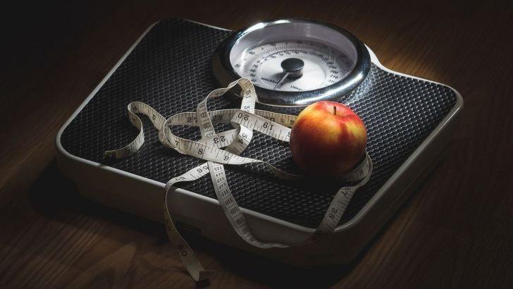 Англичанка похудела на 40 кило, отказавшись от фаст-фуда.