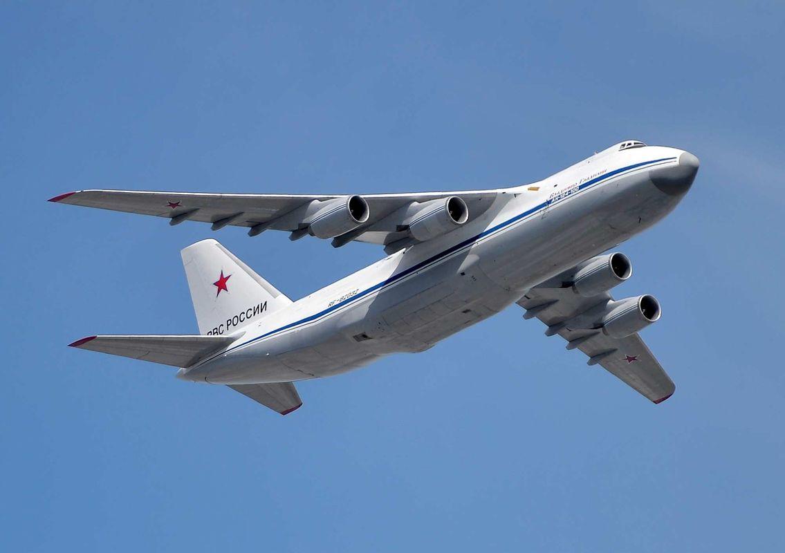 Закатастрофу Ан-26 сроссийскими военнослужащими взяли ответственность сирийские боевики