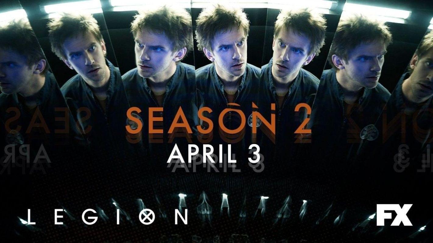 Винтернете обнародован полный трейлер 2-го сезона «Легиона»